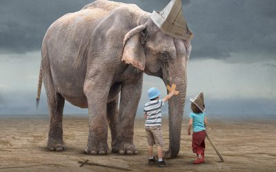 People, Portraits and Pachyderms by Adrian Lines