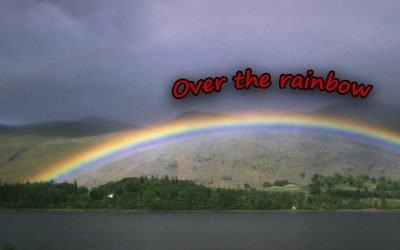 Over the rainbow – a talk by David P