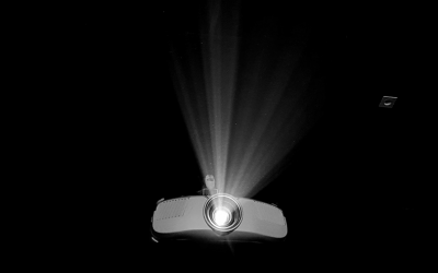 Monochrome Projected Digital Image Competition No.2