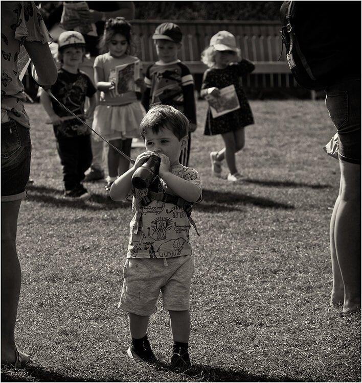 Photocraft Camera Club - Bottle boy by David P