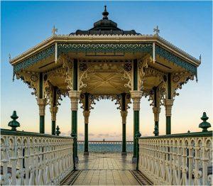 Photocraft Camera Club - Brighton Bandstand by Chris R