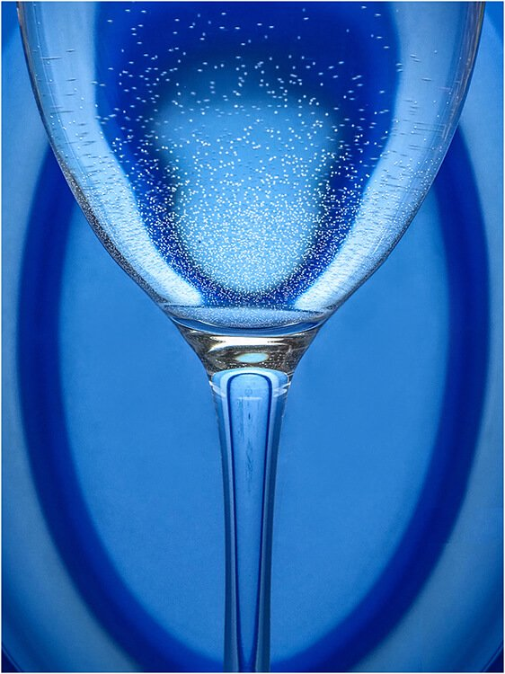 Photocraft Camera Club - Glass of Water by Dave S