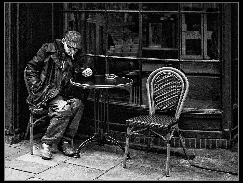 Photocraft Camera Club - The Empty Chair by David Harford