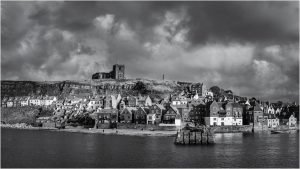 Photocraft Camera Club - Whitby Abbey and Town by Chris R