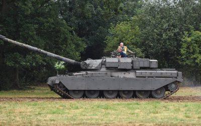 Capel Military Show