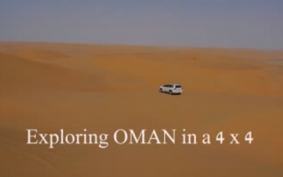 Travels Alone to Meet the People of OMAN